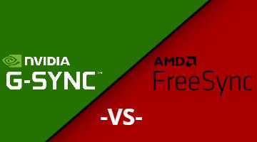 Nvidia G-sync vs AMD Freesync