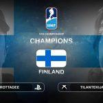 Vinnare iihf fan championships 2020
