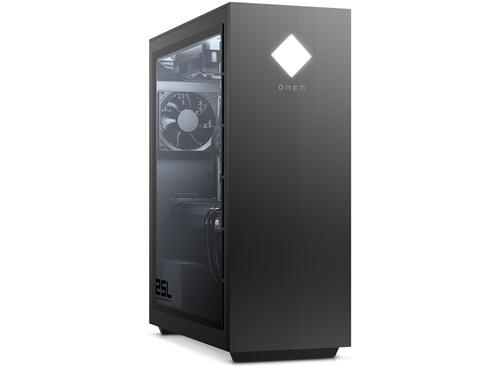 svart gaming dator