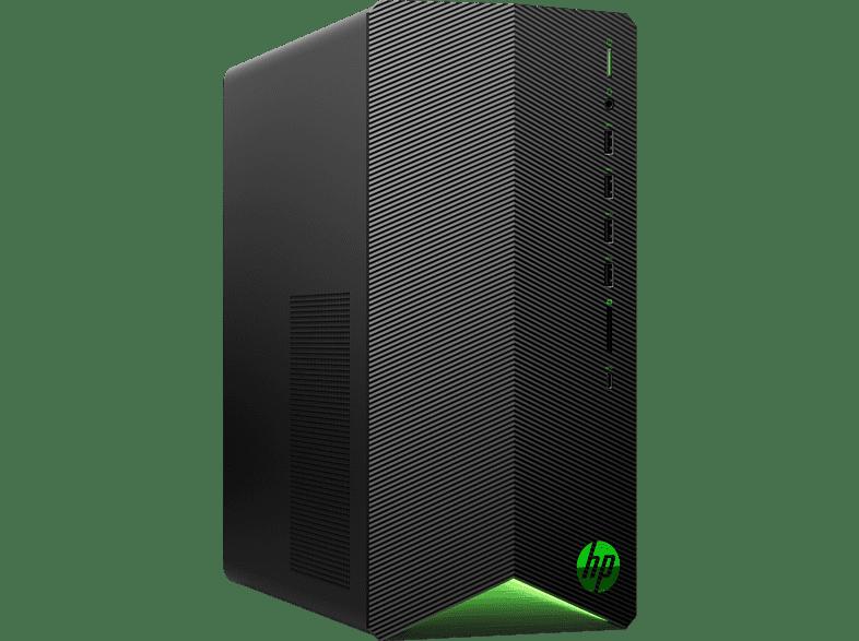 HP Pavilion Gaming Desktop PC TG01-0002no - Stationär Gamingdator