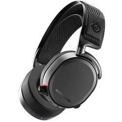 Steelseries Arctis Pro Wireless Gaming-headset Bluetooth, USB, 3,5 mm teleplugg Sladdlöst Over Ear Svart