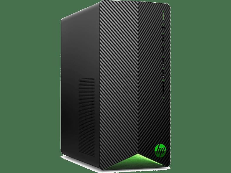 HP Pavilion Gaming Desktop PC TG01-1018no - Stationär Gamingdator med RTX 3060 Ti