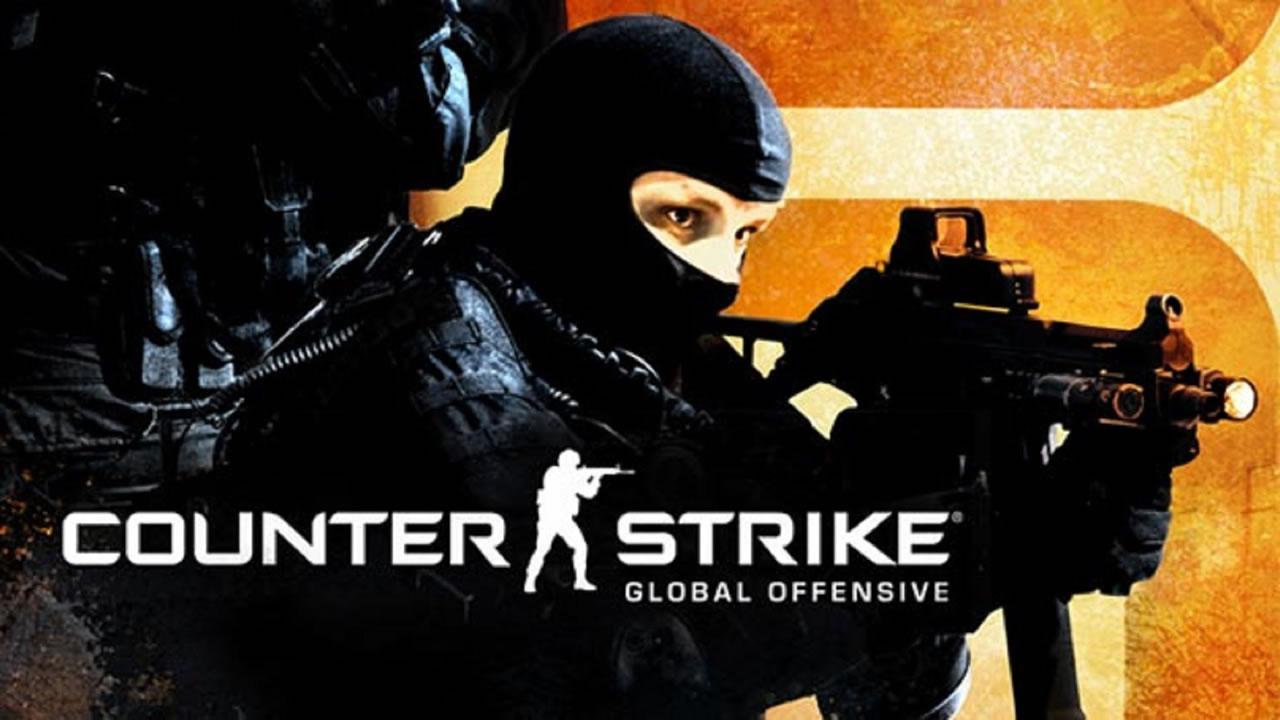 Counter strike: global offensive logo