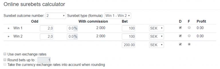 return on investment betting